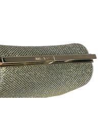 Jimmy Choo - Metallic Women's Handbag Shopping Bag Purse Nuova Originale - Lyst