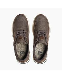 Reef - Brown Men's Rover Low Tx for Men - Lyst