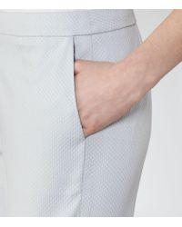 Reiss - Multicolor Harloe Trouser - Lyst