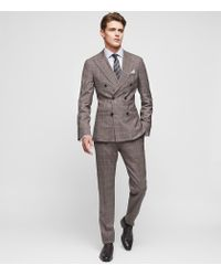 Reiss - Brown Belvedere for Men - Lyst