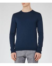 Reiss | Blue Sardinia for Men | Lyst