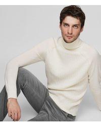 Reiss - White Felton for Men - Lyst