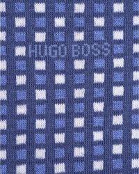 BOSS Black - Rs Design Blue Geometric Sock for Men - Lyst