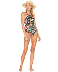 Nanette Lepore - Multicolor Amor Atitlan Seductress One Piece - Lyst
