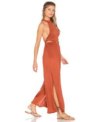 Somedays Lovin - Orange Fall For Freedom Jumpsuit - Lyst