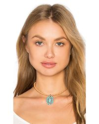 Natalie B. Jewelry - Multicolor Sun Goddess Choker - Lyst