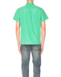A.P.C. - Green Chemisette Cippi for Men - Lyst