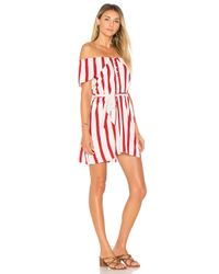 House of Harlow 1960 - Red X Revolve Lark Dress - Lyst