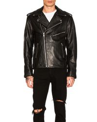 Urban Outfitters - Black Easy Rider Mc Jacket for Men - Lyst