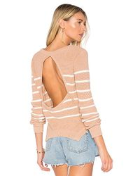 Lovers + Friends - Multicolor X Revolve Bright Sea Sweater In White - Lyst