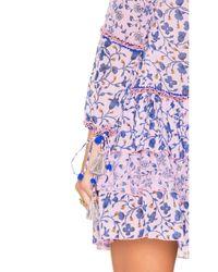 Poupette - Multicolor Bobo Mini Dress - Lyst