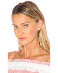 Frasier Sterling - Metallic Summer Nights Choker - Lyst