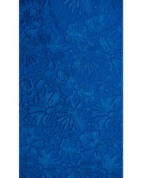 Diane von Furstenberg - Blue Viera Lace Dress - Lyst