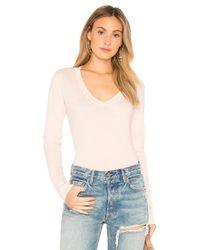 Stateside - Multicolor Jersey Bodysuit - Lyst