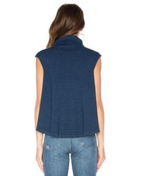 AG Jeans - Blue Capsule Rectro Turtleneck Sweater - Lyst