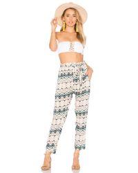 Eberjey | Multicolor Varadero Hudson Pant | Lyst