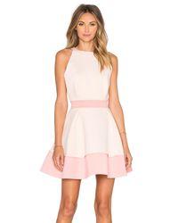 Elliatt | Pink Splendor Dress | Lyst