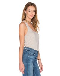 Fine by Superfine - Multicolor Vest Tank - Lyst