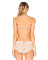 Free People - Natural You Pretty Thing Bra - Lyst