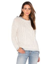 Generation Love | Multicolor Phoebe Cable Knit Sweater | Lyst