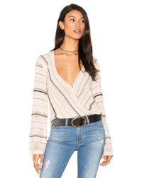 Goddis | Natural Autumn Sweater | Lyst