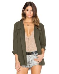 The Great - Multicolor The Slouchy Army Jacket - Lyst
