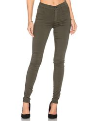 James Jeans | Green Twiggy Dancer Legging | Lyst
