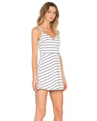 Likely - White Delancey Dress - Lyst