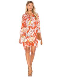 MINKPINK | Multicolor Orange Blossom Dress | Lyst