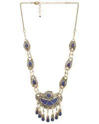 Natalie B. Jewelry | Blue 7 Seas Necklace | Lyst