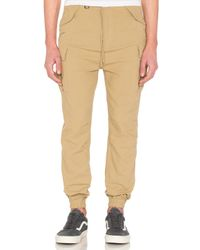 Publish | Natural Joah Jogger for Men | Lyst