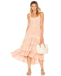 Spell & The Gypsy Collective | Pink Prairie Sun Dress | Lyst