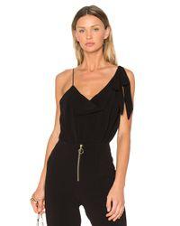 StyleStalker | Black Anja Bodysuit | Lyst