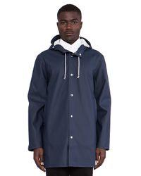 Stutterheim | Blue Stockholm Jacket for Men | Lyst