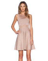 Torn By Ronny Kobo | Pink Mabel Dress | Lyst