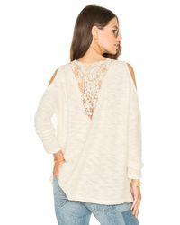 BB Dakota - Natural Jack By Lyssa Sweater - Lyst
