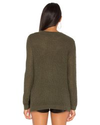 BB Dakota - Green Jack By Dunning Sweater - Lyst