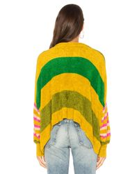 Free People - Multicolor All About You Pullover Sweater - Lyst