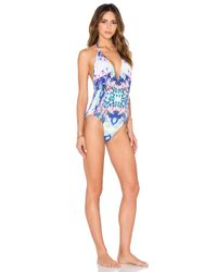 6 Shore Road By Pooja - Multicolor Coast One Piece Swimsuit - Lyst