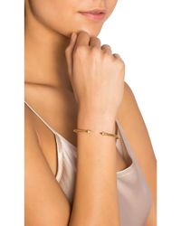 Vita Fede | Metallic Ultra Mini Titan Rose Gold-plated Bracelet | Lyst
