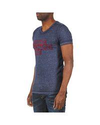ELEVEN PARIS - Blue Itpierre T Shirt for Men - Lyst