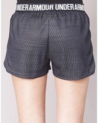 Under Armour - Play Up Short 2.0 Novelty Women's Shorts In Black - Lyst