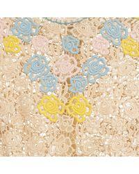 Manoush - Natural Roses Dress - Lyst