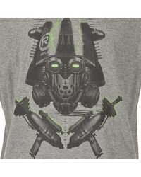Replay - Gray Deedi T Shirt for Men - Lyst