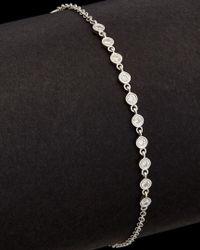 Meira T - Black 14k 0.27 Ct. Tw. Diamond& Bracelet - Lyst