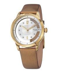 Stuhrling Original - Metallic Stuhrling Women's Winchester 946l Watch - Lyst