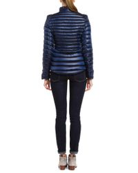 Dawn Levy - Blue 2 Bell Abyss Packable Down Jacket - Lyst