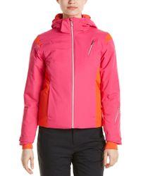 Spyder - Pink Prevail Jacket - Lyst