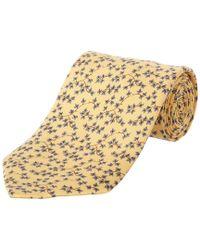 Hermès - Multicolor Silk Tie for Men - Lyst