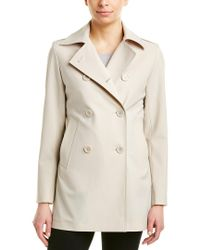 Cinzia Rocca - Natural Icons Trench Coat - Lyst